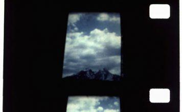 des nuages aux fêlures de la terre, film de Philippe Cote