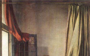 Jan Vermeer, la liseuse à la fenêtre, 1657