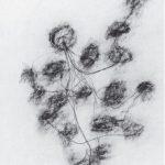 Lignes d'erre retranscrites par Gisèle Durand Ruiz, Graniès, 1974