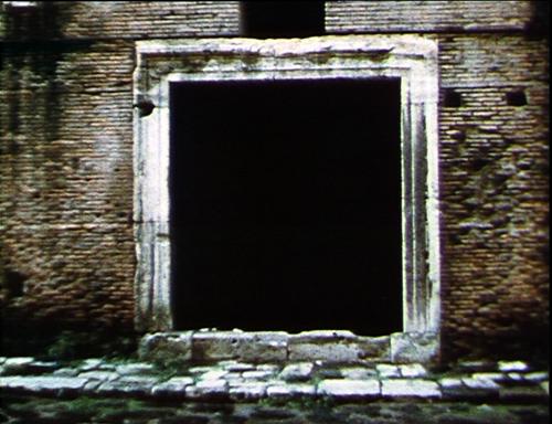 Les Antiquités de Rome, 1989, 105'