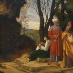 Les trois philosophes, Giorgione