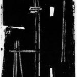 Peinture, 1947-8, Pierre Soulages