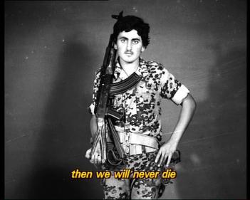 Aujourd'hui, Akram Zaatari, 2003