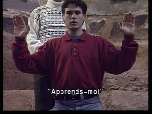 Apprends-moi, Akram Zaatari, 1996