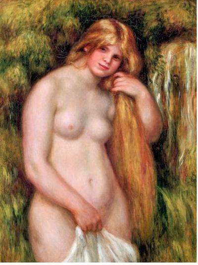 P. A. Renoir : La Source (1906)