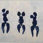 Yves Klein, Anthropométrie de l'époque bleue (ANT 82), 1960